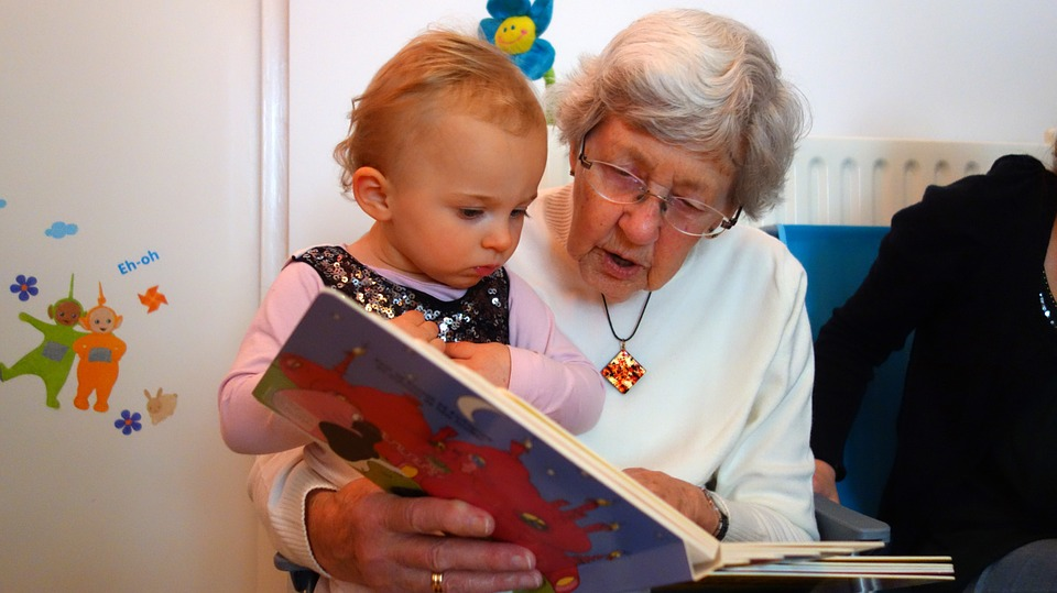 Read, Read, Read To Your Child EVERY DAY!