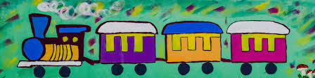 Train Illustration Blog Post Photo